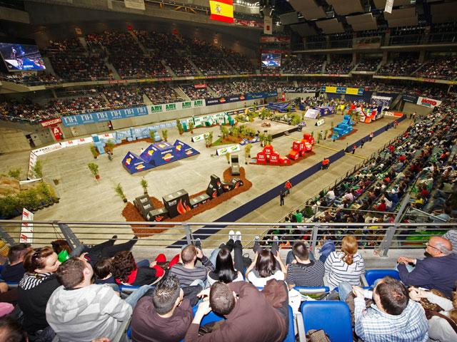 El Trial Indoor de Madrid será el 13 de marzo de 2010