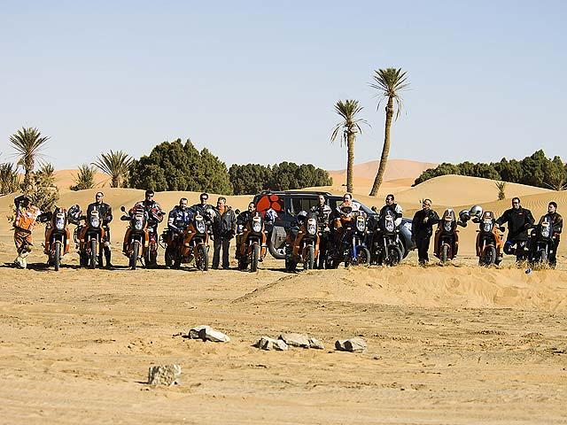 Dakar Adventure 2007