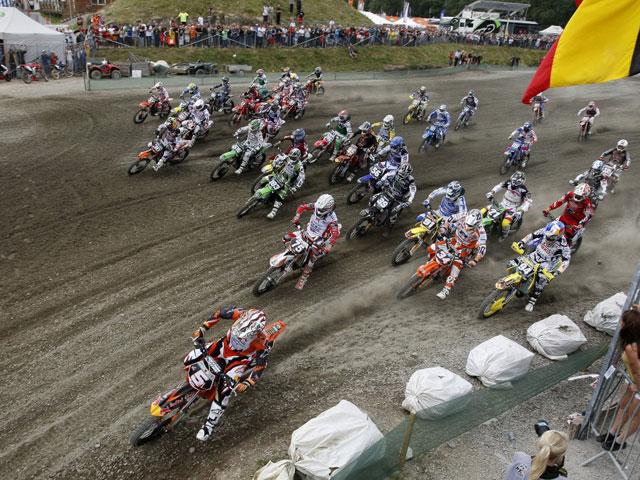 Nueva Zelanda acogerá una prueba del Mundial de Motocross