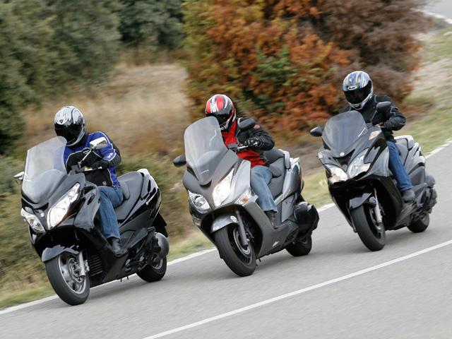 Precios de motos, scooter y ciclomotores