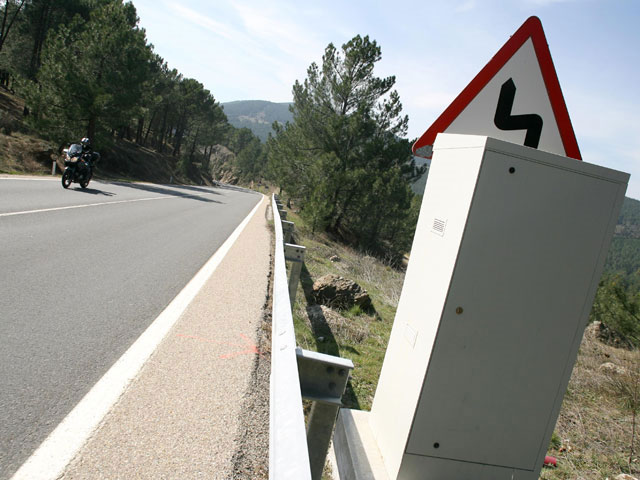 Guardarraíles, responsables de los accidentes más graves