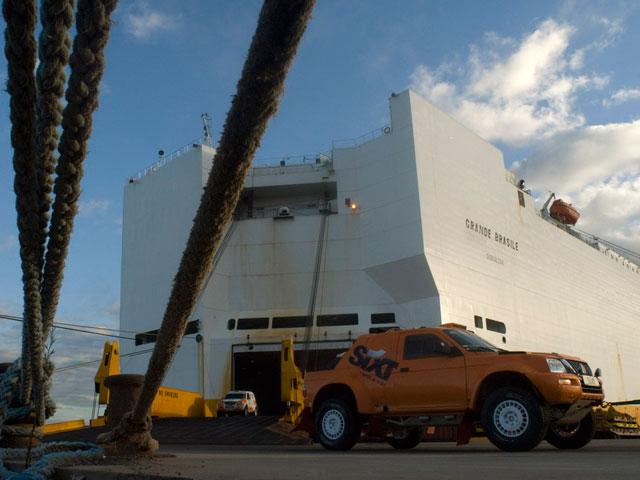 La caravana del Dakar llega a Argentina