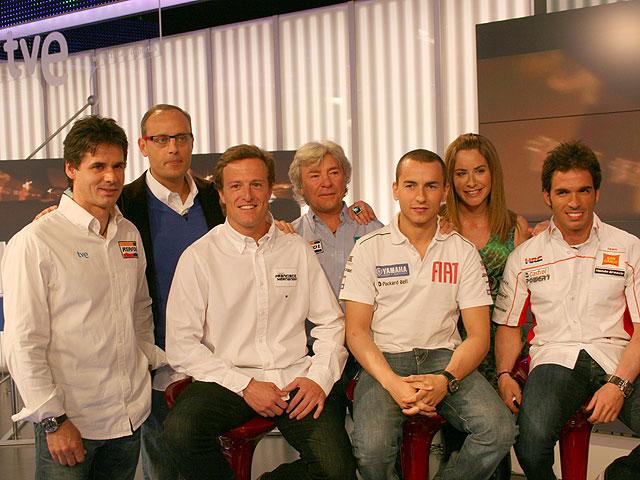 TVE sigue con MotoGP