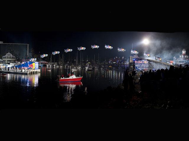 Travis Pastrana celebra el año nuevo con un nuevo récord