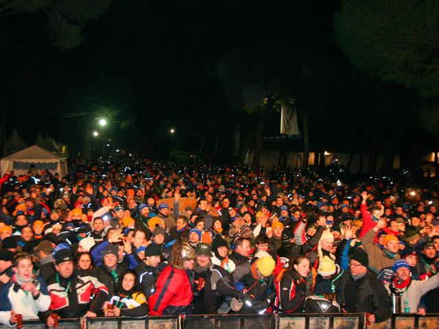 Pingüinos 2010, más de 22.000 moteros llegaron a Valladolid