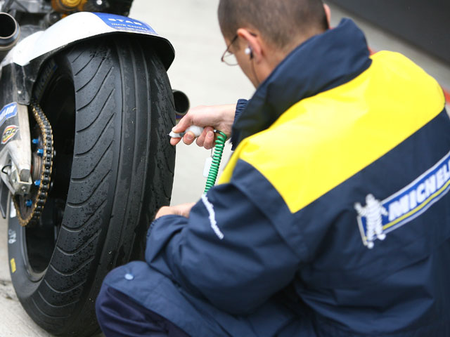 Michelin, suministrador de Moto2 en el CEV