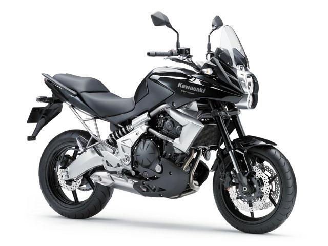 Kawasaki Versys 2010, ya en los concesionarios