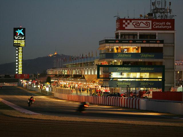 Circuitos de moto de velocidad en España