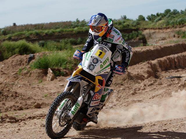 Marc Coma habla del Dakar 2010