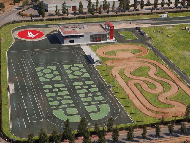 La Honda Escuela de Conducción (HEC) ha recibido 155.500 participantes