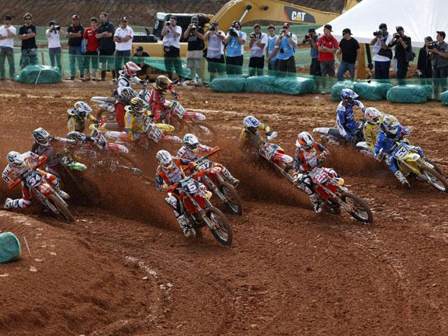 Comienza el Mundial de Motocross