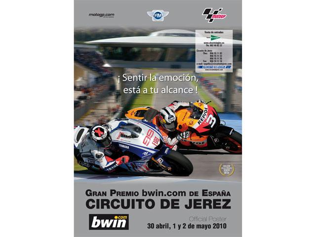 Presentación del Gran Premio de Jerez 2010