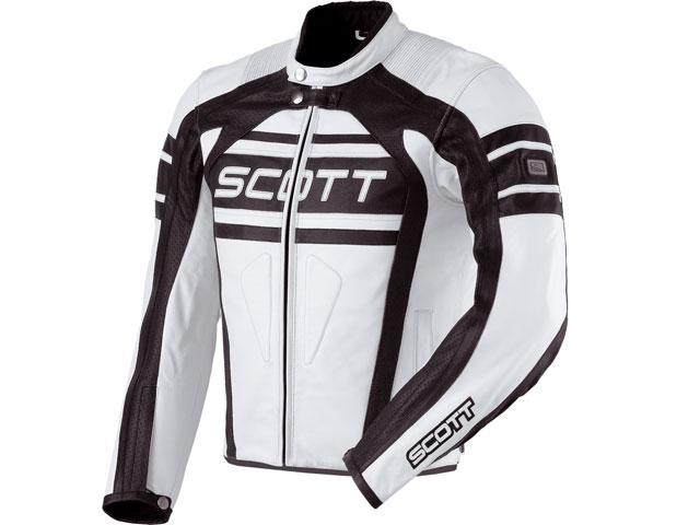 Chaqueta de moto Scott Drake