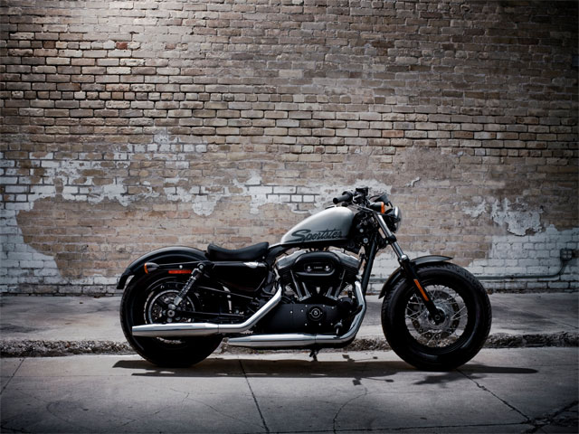 Harley- Davidson Forty- Eight 2010