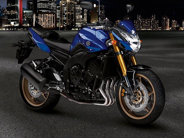 Yamaha FZ8 y Fazer 800, nuevas fotos
