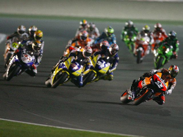 Listas de inscritos provisionales del Mundial de MotoGP
