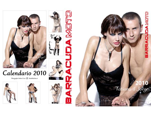 Jorge Lorenzo protagonista del calendario Barracuda