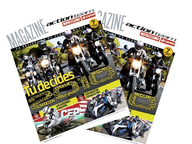 Action Team Magazine número 7