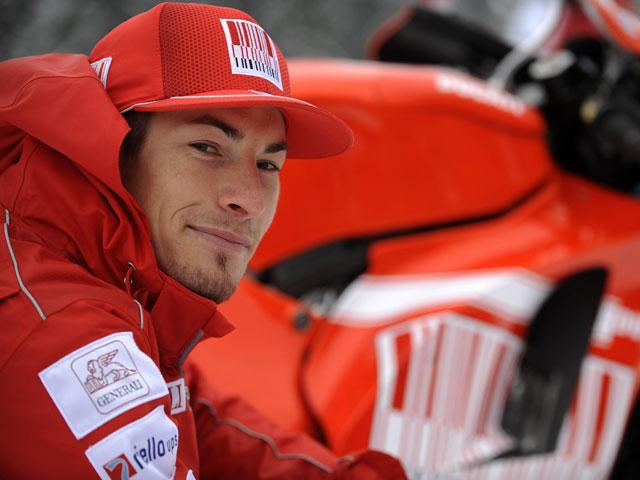 """Nicky Hayden: """"No tengo ninguna duda sobre mi moto, mi equipo y mi potencial"""""""