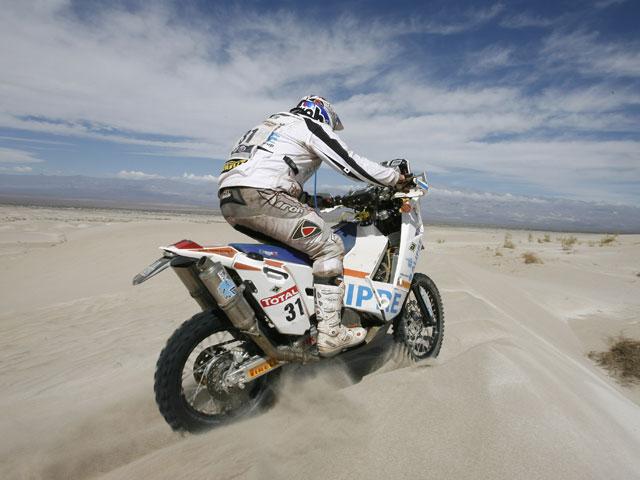 Luca Manca (KTM) regresará a Italia en un plazo de 48 horas