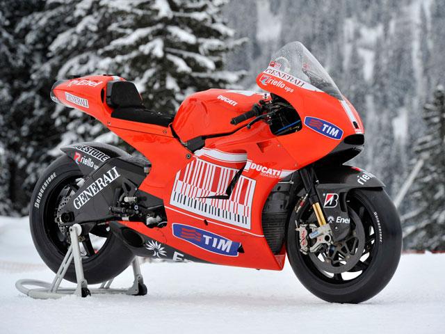 Ducati y Telecom juntos en MotoGP hasta 2012