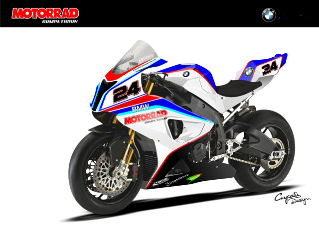 BMW en el CEV de la mano de Motorrad