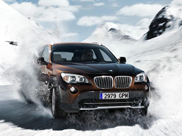 Curso de conducción invernal en Sierra Nevada, con BMW