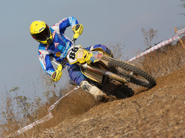 Corre el Campeonato de España de Enduro con Suzuki
