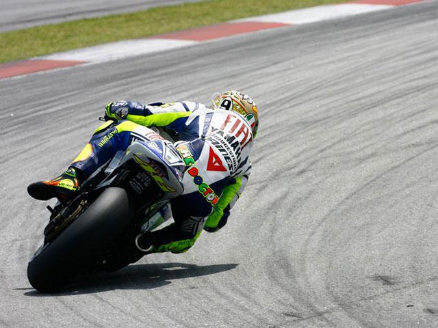 Entrenamientos de MotoGP en Sepang, las imágenes