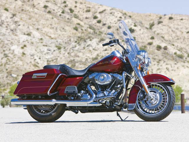 Harley- Davidson llama a revisión a 11 modelos