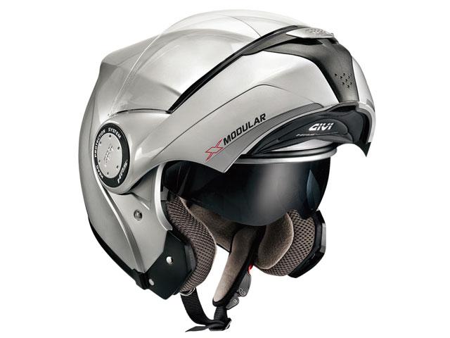 Casco Givi X Modular, dos cascos en uno
