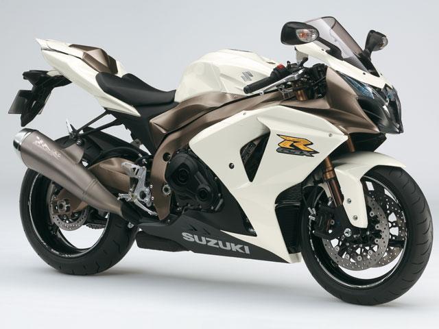 Suzuki GSX-R 1000 25 Aniversario