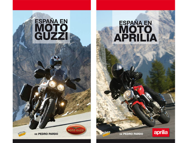 Welcome Pack de Aprilia y Moto Guzzi