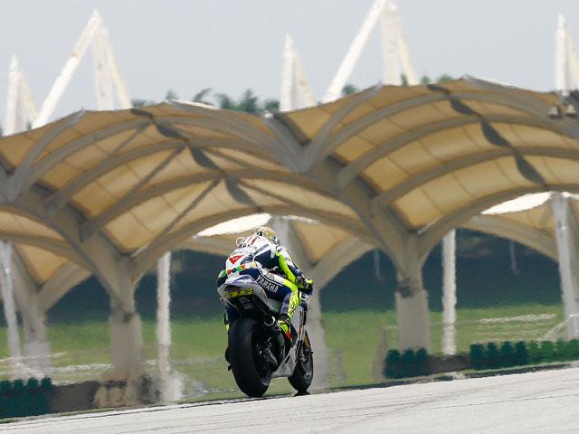Entrenamientos MotoGP en Sepang