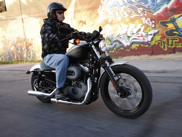 Harley-Davidson recompra tu Sportster al año
