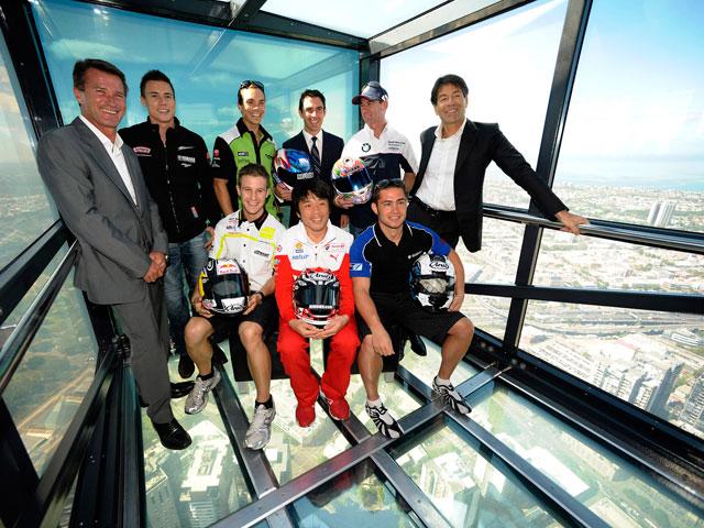 El Mundial de Superbike, en Phillip Island hasta 2014