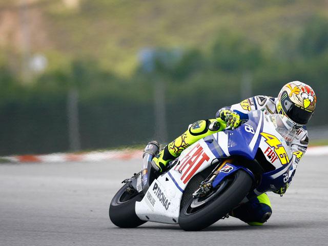 """Valentino Rossi: """"Si sigo en MotoGP es para ganar"""""""