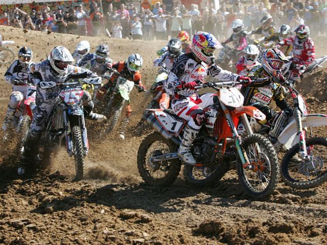 Comieza el Campeonato de España de Motocross