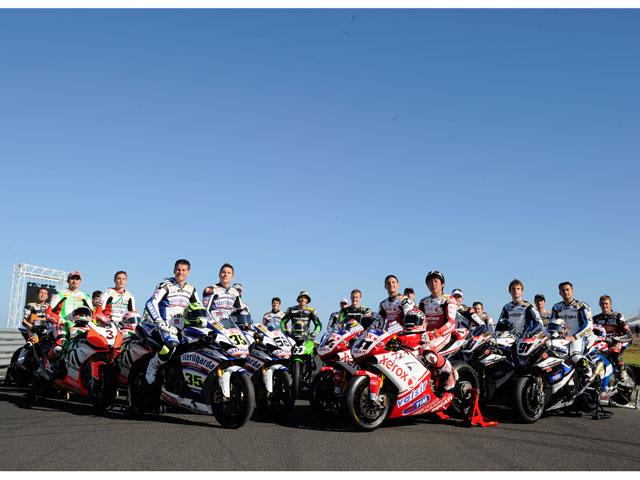 Arranca el Mundial de Superbike y de Supersport