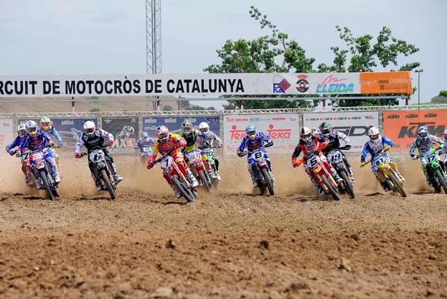 Cambios en el calendario del Mundial de Motocross