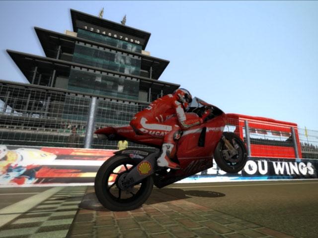 Disponible la Demo del MotoGP 09/10