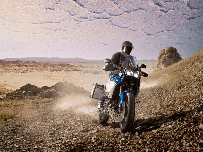 Yamaha Super Tenere, ya se puede reservar