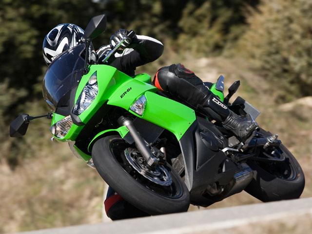 Kawasaki presenta sus kit de limitación para el carnet A2
