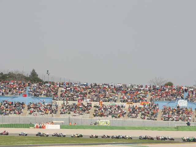 Tribuna Ducati Superbike en Valencia y Portugal