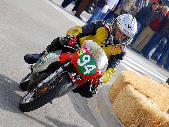 Campeonato de motos clásicas Motodes