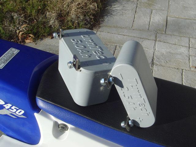 TurnTech, baterías de litio para moto