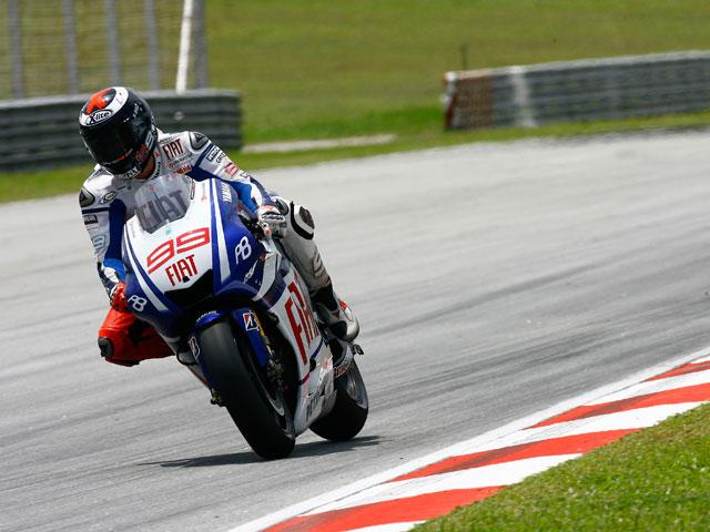 Jorge Lorenzo rodará en los entrenamientos de Qatar