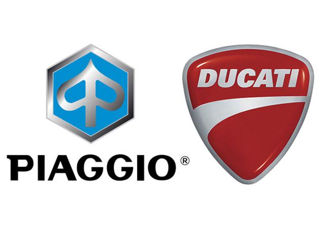 Piaggio desmiente que vaya a comprar Ducati