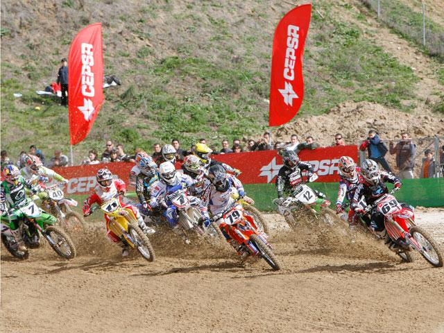 El Nacional de Motocross viaja a Sevilla