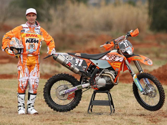 Johnny Aubert renueva con KTM por dos años más